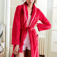 NEW! The Plush Short Robe