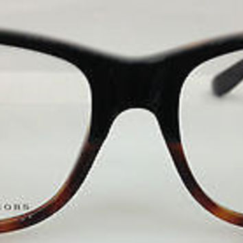 NEW AUTHENTIC MARC BY MARC JACOBS MMJ 588 COL UVP BLACK/TORTOISE EYEGLASSES 53 S