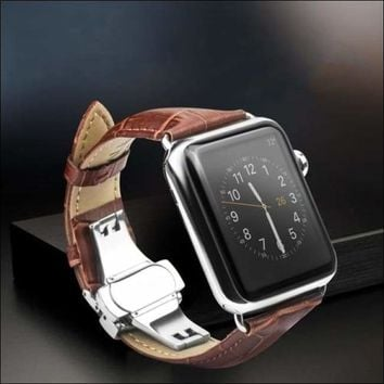Leather Apple Watch 38mm&42mm band