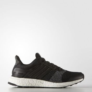 adidas Ultra Boost ST Glow Shoes - Black | adidas US