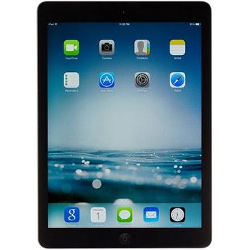 Apple iPad Air MF496LL/A (16GB, Wi-Fi + T-Mobile, Black with Space Gray) OLD VERSION