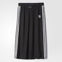adidas Originals Three Stripe Long Skirt