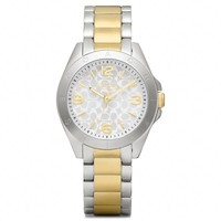 Coach :: Tristen Two-tone Bracelet Watch