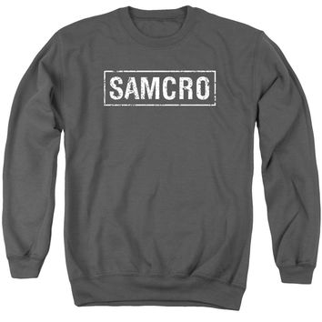 Sons Of Anarchy - Samcro Adult Crewneck Sweatshirt
