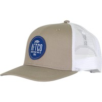 Circular Trucker Hat by AFTCO