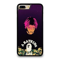 lil uzi vert bathing ape iphone 4 4s 5 5s se 5c 6 6s 7 8 plus x case  number 2