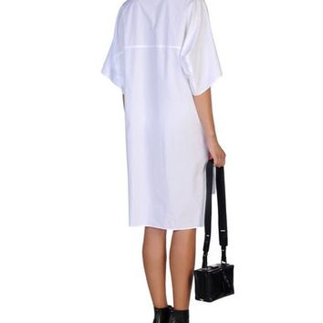 ACNE STUDIOS Shirt dress - Dresses D | YOOX.COM