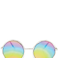 Willow Rainbow Hex Sunglasses