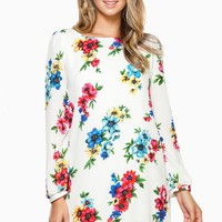 ShopSosie Style : Flower Song Dress