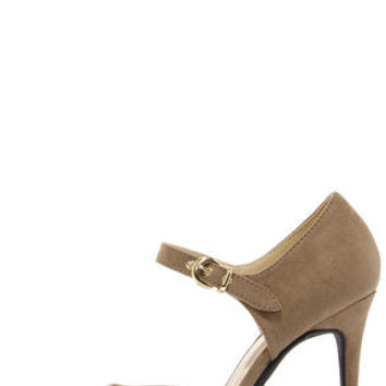 Tan & Taupe Shoes | Tan Boots, Heels, Pumps & Flats at LuLu*s