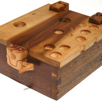 The Eclectic Box - hand crafted - home decor - office accessory