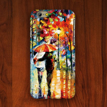 iphone 6 plus case,sweet painting iphone 6 case,lovers in rian painting iphone 4 case,4s case,vivid painting iphone 5s case,art iphone 5c case,fashion iphone 5 case,samsung Note 4 case,Note 2,personalized samsung Note 3 Case,Sony xperia Z2 case,beautiful