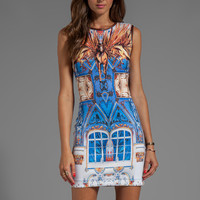 Clover Canyon Pegasus Neoprene Dress in Multi from REVOLVEclothing.com