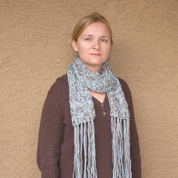 Sand and Sea Scarf