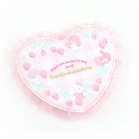 Sanrio characters Folding Mirror: Strawberry