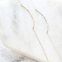 Crescendo Necklace - Christine Elizabeth Jewelry