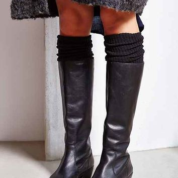 Frye Ruby Zip Tall Boot- Black