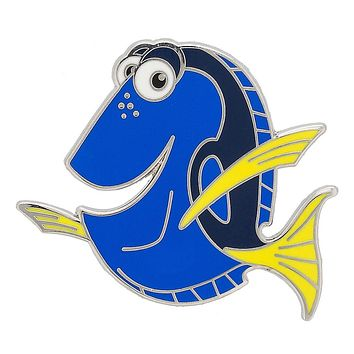 Disney Parks Dory Pin New with Card