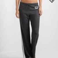 LLD Side Stripe Boyfriend Sweatpants
