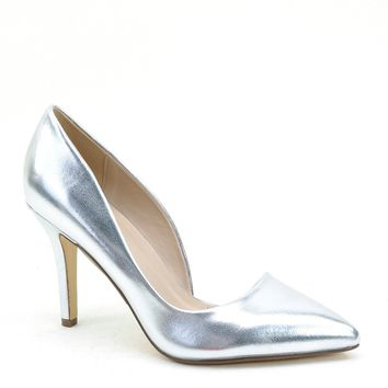Women's Pointy Toe High Heels Bridal Evening Wedding Pump Shoes
