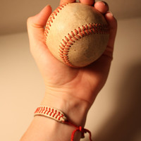 THE ORIGINAL Baseball Bracelet