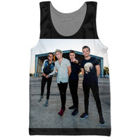 One Direction Tank Top (Drag Me Down)
