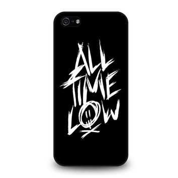 ALL TIME LOW LOGO iPhone 5 / 5S / SE Case