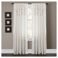 Lush Decor Circle Dream Window Curtains (Set of 2)