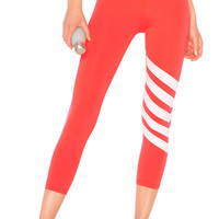 lovewave Lauren Pant in Hot Coral