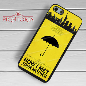 Minimalist Poster How I Met Your Mother - zAz for  iPhone 4/4S/5/5S/5C/6/6+s,Samsung S3/S4/S5/S6 Regular/S6 Edge,Samsung Note 3/4