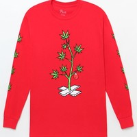 Port Charlie Green Long Sleeve T-Shirt at PacSun.com