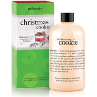 christmas cookie | shampoo, shower gel & bubble bath | philosophy new!