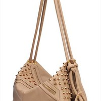 American Stars Retro Rivet Shoulder Bag from styleonline
