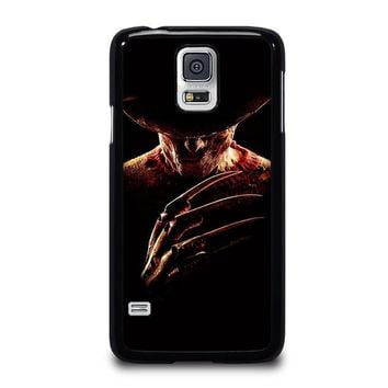 freddy krueger 2 samsung galaxy s5 case cover  number 3