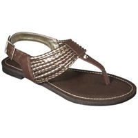 Women's Merona® Erin Braided Sandals - Assorted Colors