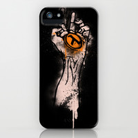 born iPhone & iPod Case by Melissa Smith