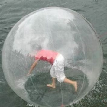 2M Funny Water Walking Ball / Roll Ball / Inflatable Zorb ball (Germany zipper):Amazon:Car Electronics