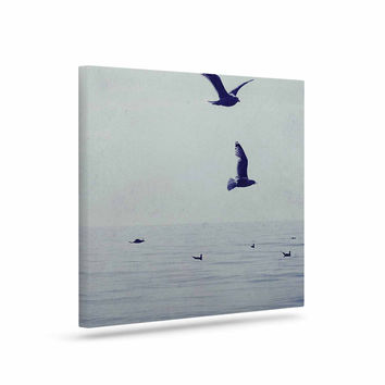 "Chelsea Victoria ""Two If By Sea"" Nautical Photography Canvas Art"