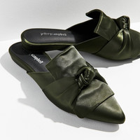 Jeffrey Campbell Dello Satin Mule | Urban Outfitters