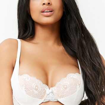 Fredericks of Hollywood Valerie Lace Push Up Bra