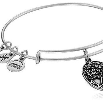 Alex and Ani Because I love you Friend II Expandable Bracelet