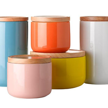 LeeAnn Yare - General Eclectic canisters