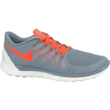 Nike Men's Free 5.0 Running Shoe - Grey/Orange | DICK'S Sporting Goods