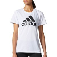 adidas Women's Ultimate 2.0 Crewneck Double Dye T-Shirt | DICK'S Sporting Goods