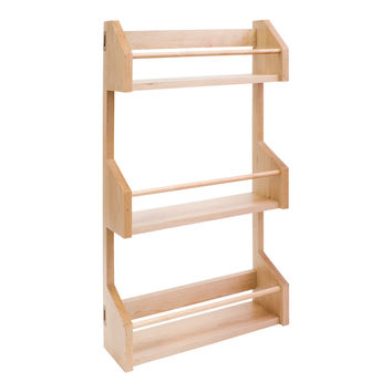 "Spice Rack for 15"" Wall Cabinet"