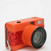 Lomography Glitter Ruby Fisheye Camera- Red One