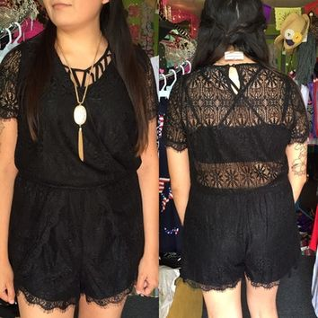 The Dahlia romper from PeaceLove&Jewels