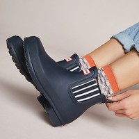 Hunter Garden Stripe Chelsea Boots