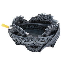 Celtic Dragon Ashtray - CC8263 from Dark Knight Armoury