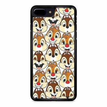 Chip And Dale iPhone 8 Plus Case